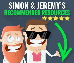 Simon & Jeremy Recommend