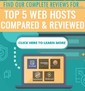 Web Hosting for WordPress Reviews