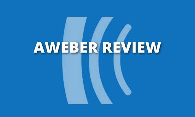 Aweber Review & Comparison