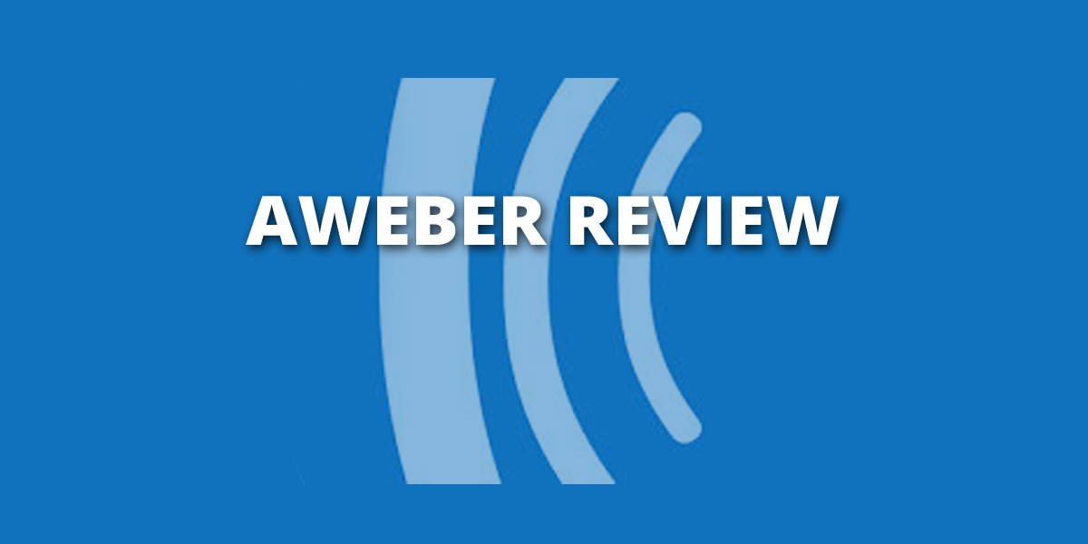 Aweber Review & Comparison