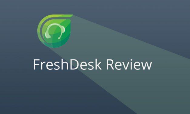 FreshDesk | Help Desk Software Review