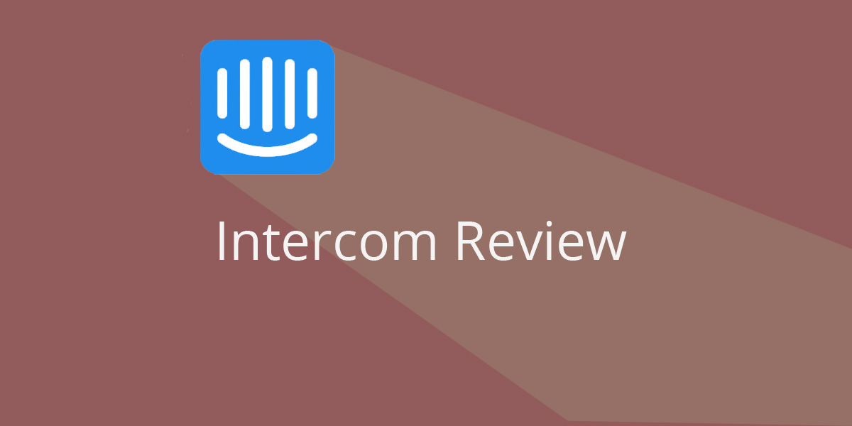 Intercom | Help Desk Software Review