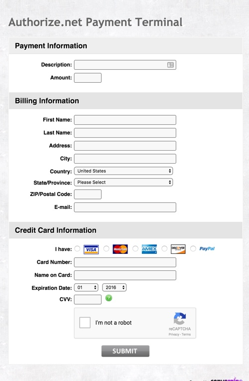 Authorize Net | Payment Gateway Reviews