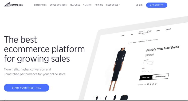 ecommerce platform reviews