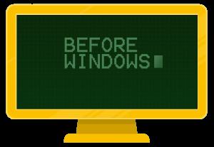 Chatter bot-before windows