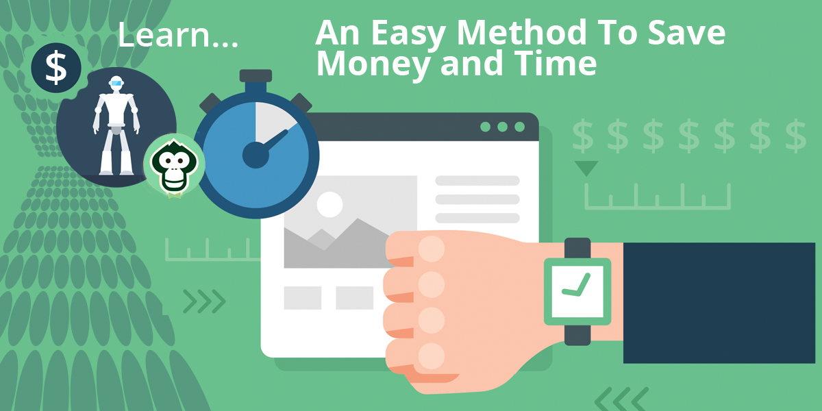 Easy Method To Save Money and Time