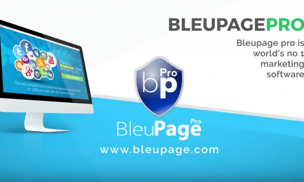 BleuPage Pro Review & Bonus