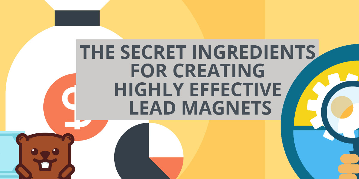 The Secret Ingredients For Creating Highly Effective Lead Magnets