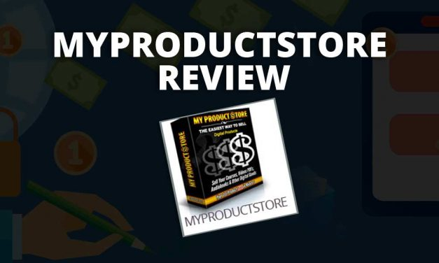 MyProductStore Review