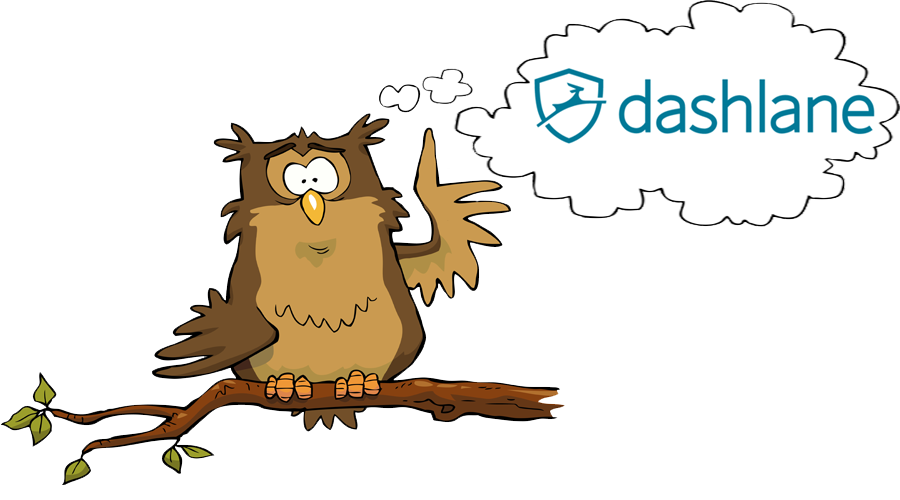 Smart Owl Says Check Out Dashlane