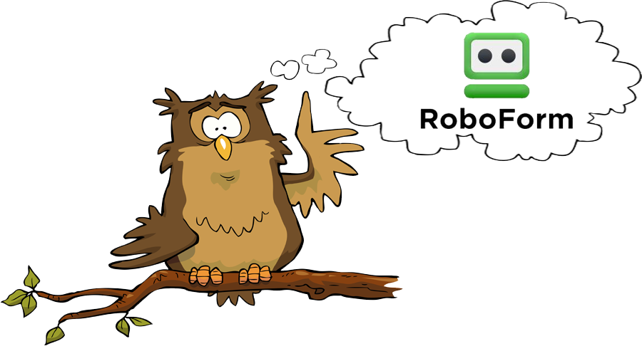 Smart Owl Says Review Roboform Everywhere