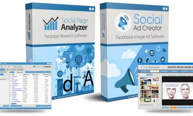 Social Page Analyzer Bonus