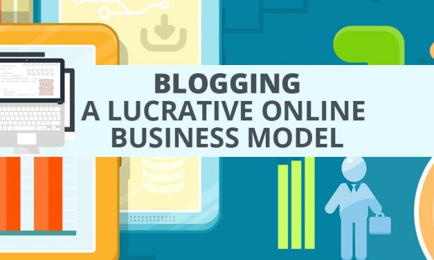 Blogging: A Lucrative Online Business Model