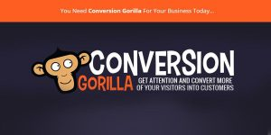 Comission Gorilla-Get More Subscribers