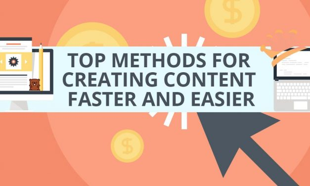How to create content faster and easier