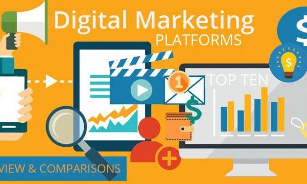 10 Top Digital Platforms Reviewed