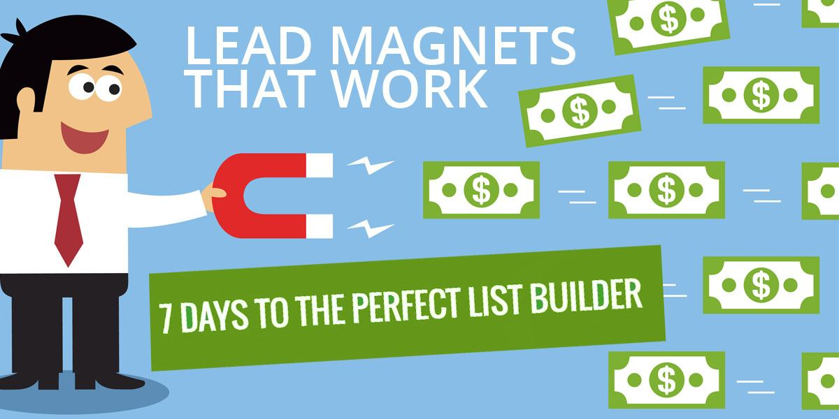 7 Days to the Perfect Lead Magnet
