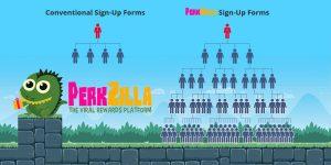 VIRAL REWARDS PLATFORM PerkZilla Press Release