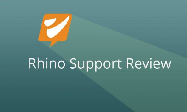 Rhino Support | Help Desk Software Review