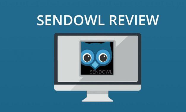 SendOwl Digital Platform Review
