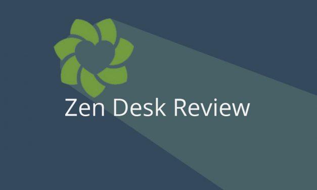 Zen Desk | Help Desk Software Review