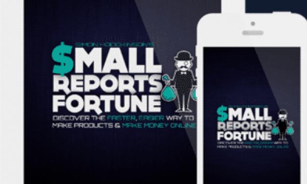 Small Reports Fortune