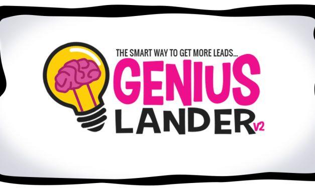 GeniusLander Update: Phase One Is Done!