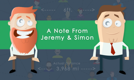 A Note From Our Founders Jeremy & Simon: A PromoteLabs Update
