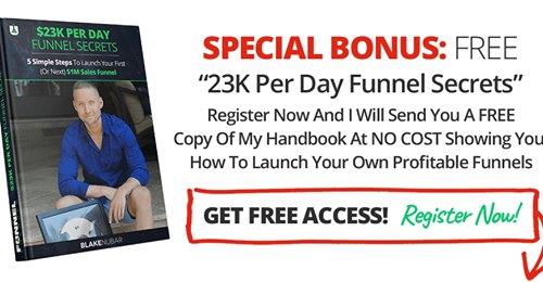 Blake-Free Training Best Bonus