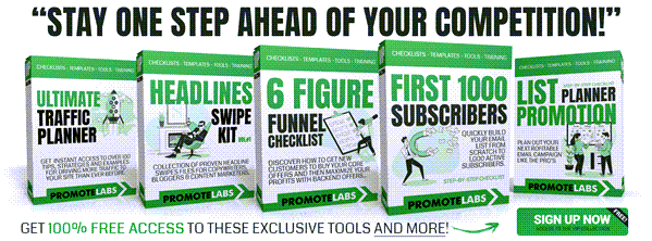 subscribe for FREE to get access to 10 exclusive tools