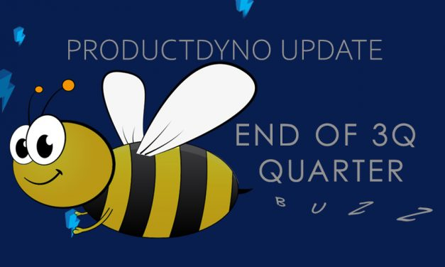 ProductDyno Update: End of 3Q 2020