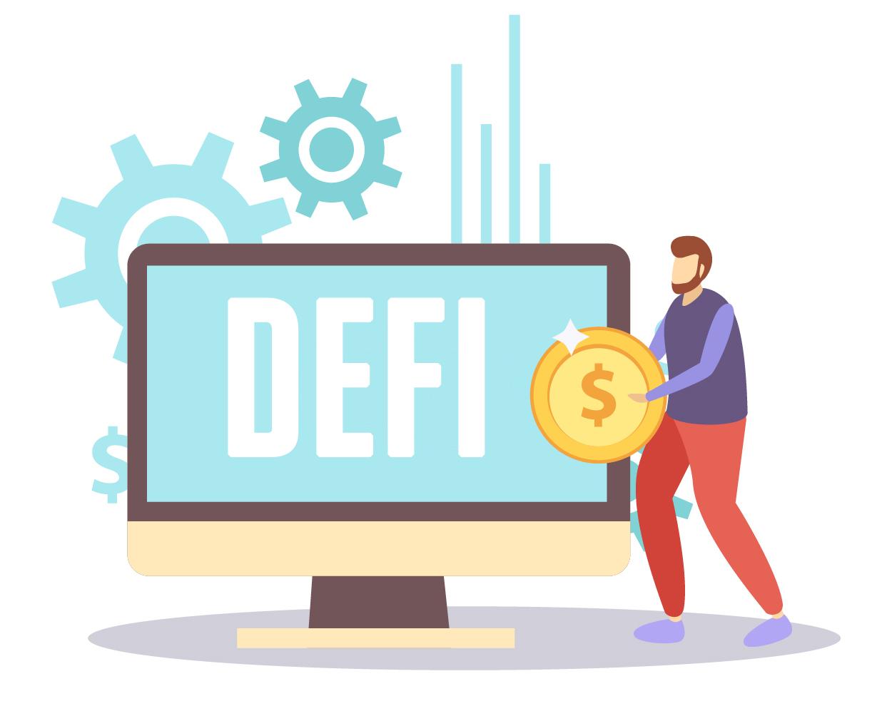 learn defi apps