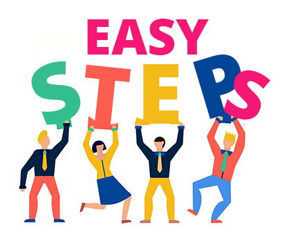 Easy Steps To Online Courses