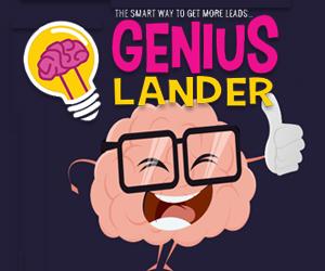 Genius Lander Affiliate