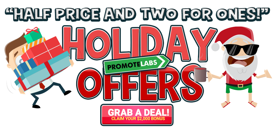 HOLIDAY OFFERS - CLICK HERE