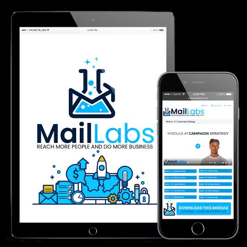 Mail Labs from Simon Hodgkinson & Jeremy Gislason