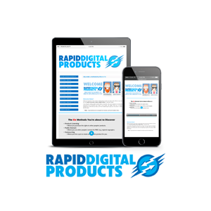 Rapid Digital Products -Coaching Program