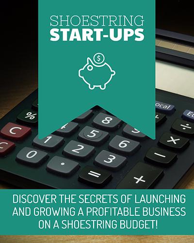 Shoestring Start-Ups
