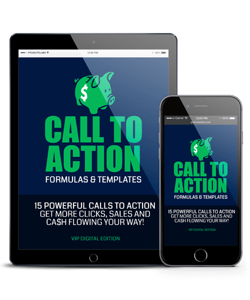 Call To Action Formulas