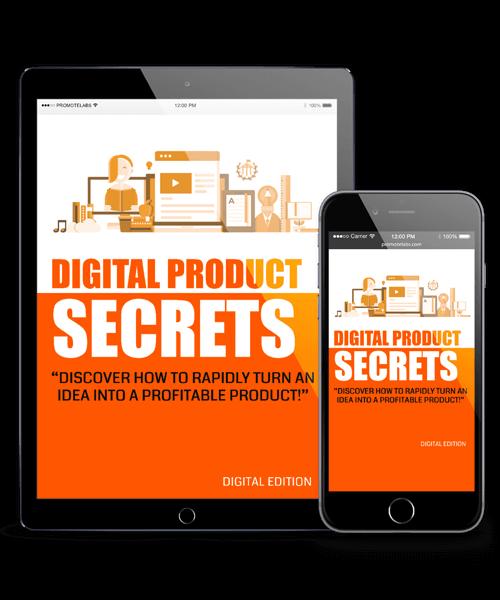 Digital Product Secrets