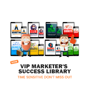 VIP Marketer's Success Library from PromoteLabs