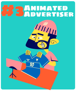 The Animated Advertiser
