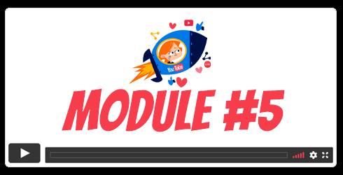 Module #5- YouFluence Coaching Program